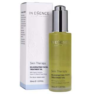 RRP 50 In essence skin therapy rejuvenation facial treatment oil