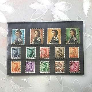 英女皇頭像十四枚,減價至$150