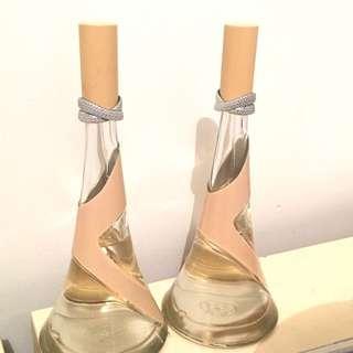 2 X Rihanna Nude EDP Perfume 100ml