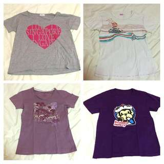 T Shirts Assorted