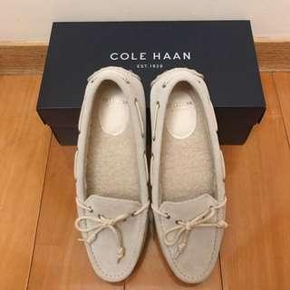 全新Cole Haan 荳荳撲棉鞋