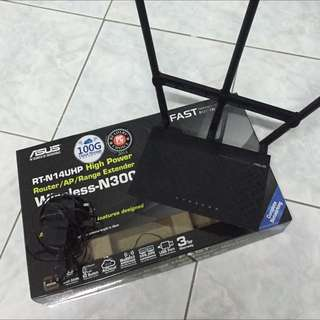 Asus RT-N14uph Rounter