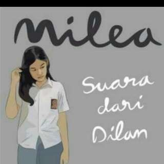Ebook Dilan 1, 2, Dan Milea