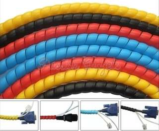 2m Colored Cable Wrap for Scooter