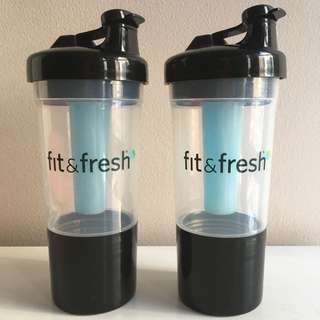 Pair Of Shaker cups
