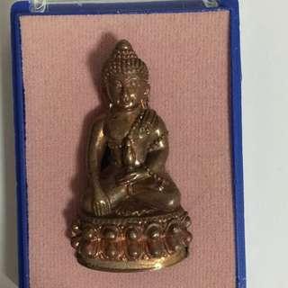 Red Copper Phra Kring 红铜药师佛(Wat Suthat)