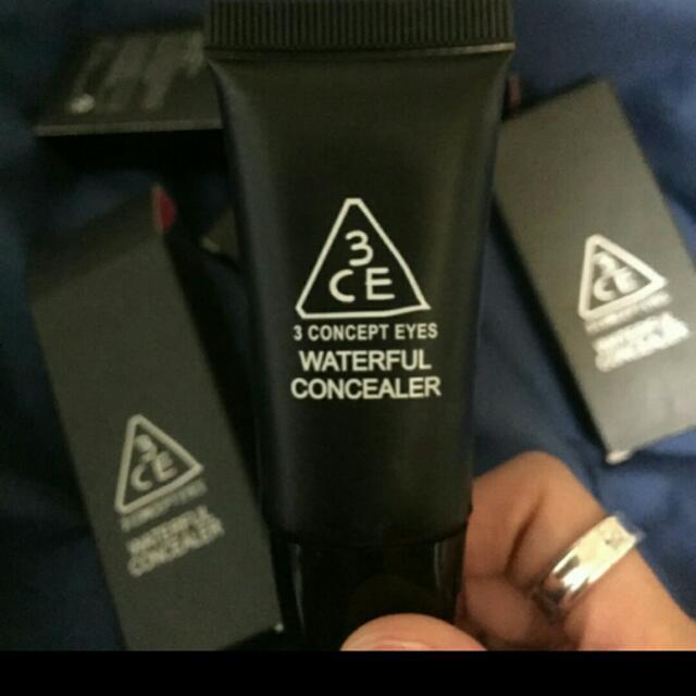 3CE 超水感  保濕  控油美白 BB霜  (自然色)