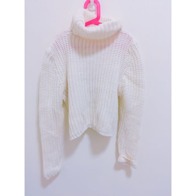 高領針織毛衣(含運)