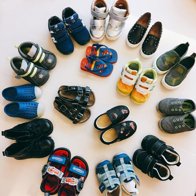 寶寶學步鞋/小童休閒鞋