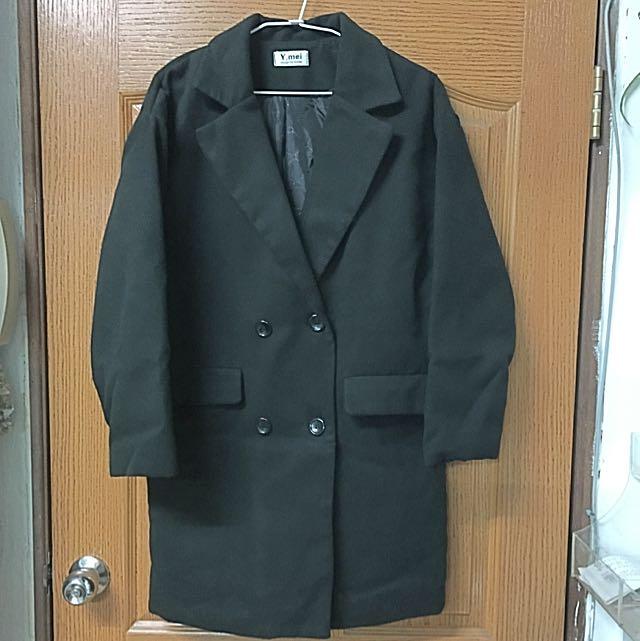 黑色大衣(保留)