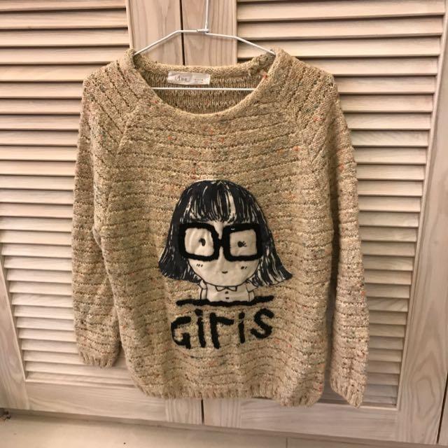 正韓 毛衣
