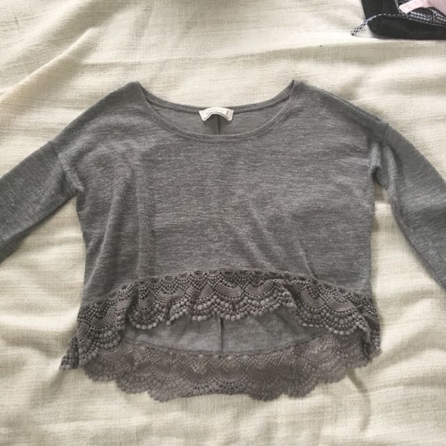Abercrombie & Fitch XS Top