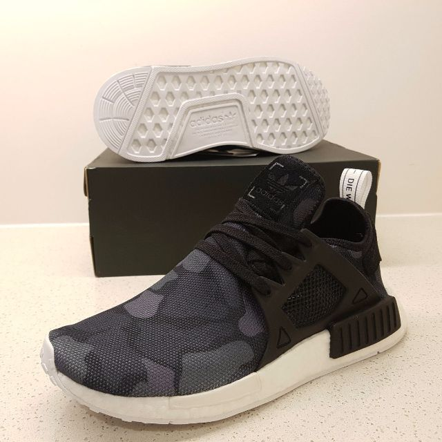 Adidas NMD XR1 Core Black Duck Camo