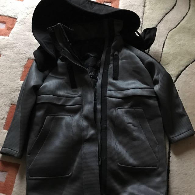 Alexander Wang Parka With Down Vest