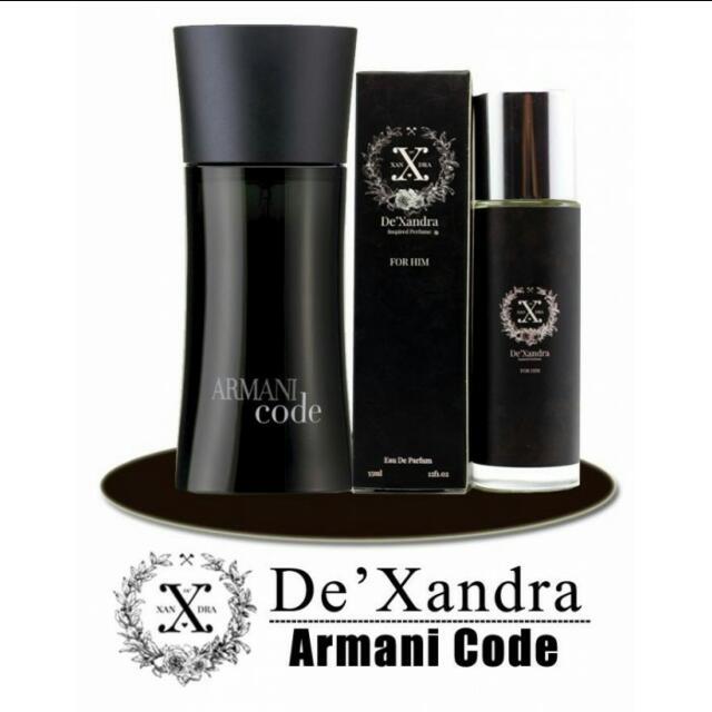 Armani Code Dexandra Perfume Health Beauty Hand Foot Care On