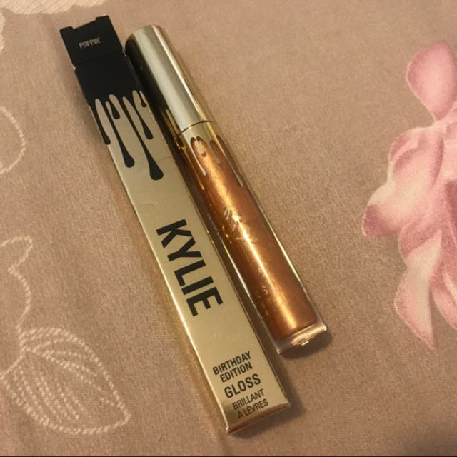 AUTHENTIC - Kylie Cosmetics Poppin
