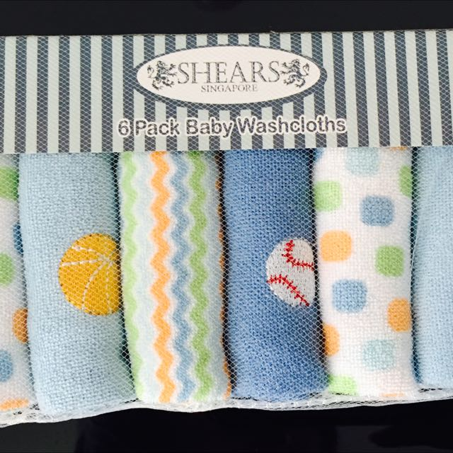 Baby Boy Handy Handkerchief Gift Set