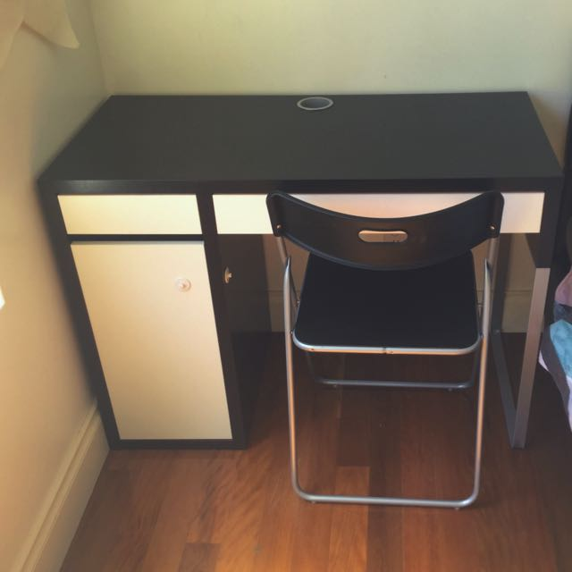 desk with Chair