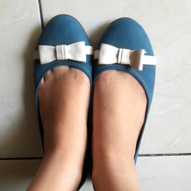 Blue Ribbon Flatshoes