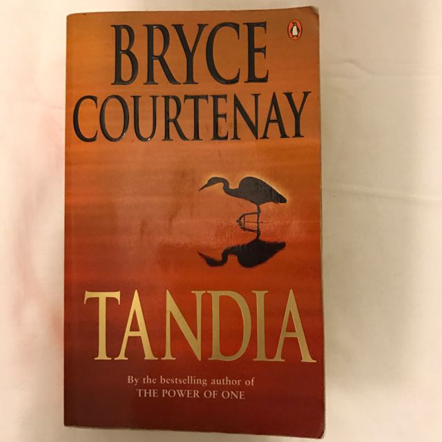 Tandia by Bryce Courtenay
