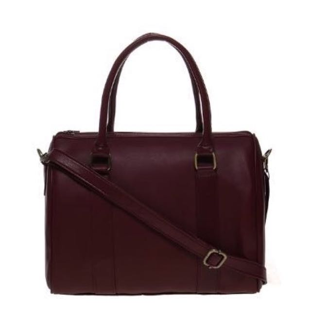 Candy Bag - Maroon