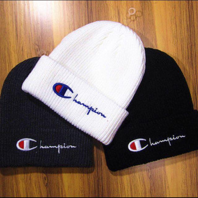 Champion毛帽