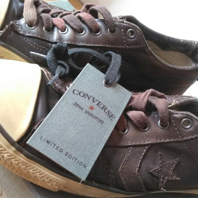 Converse John Varvatos Leather