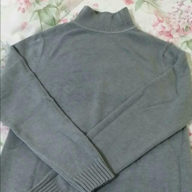 CUMAR全新立領毛衣