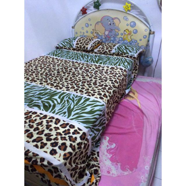 Double Springbed Anak / Tempat Tidur Anak