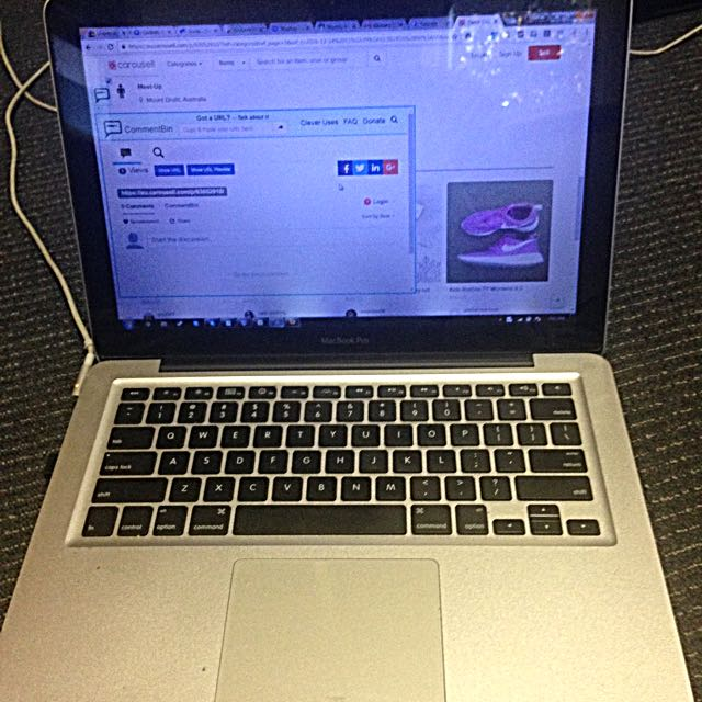 Early 2011 MacBook Pro
