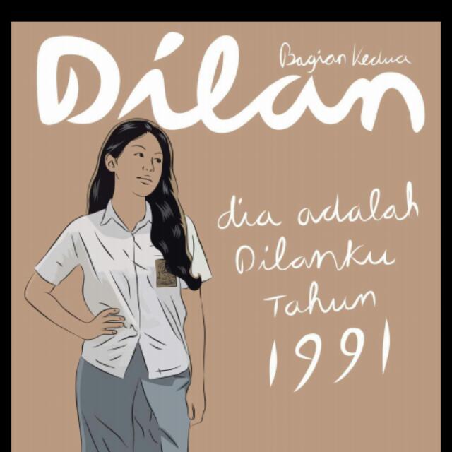 EBOOK DILAN (PDF VERSION) CUMA 5000/3 JUDUL