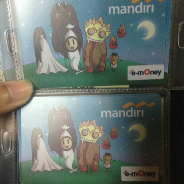 Emoney Mandiri