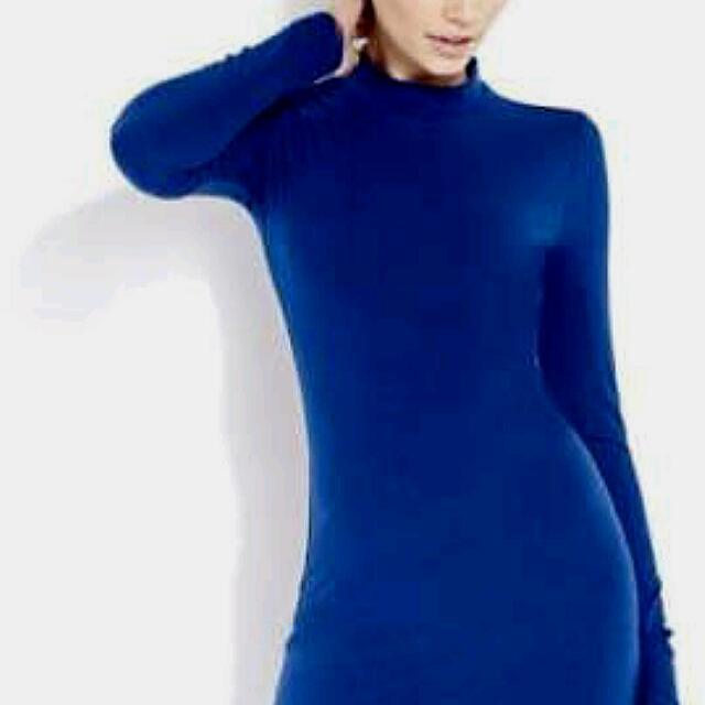 Forever21 Fitting Dress longsleeve - Large