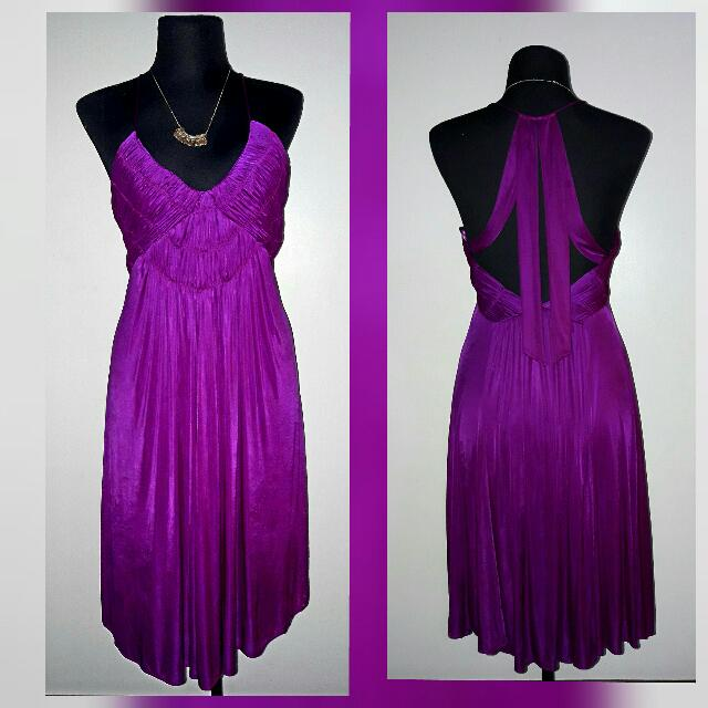 #freeshipping Original Manggo Suit (Grecian cocktail Dress)