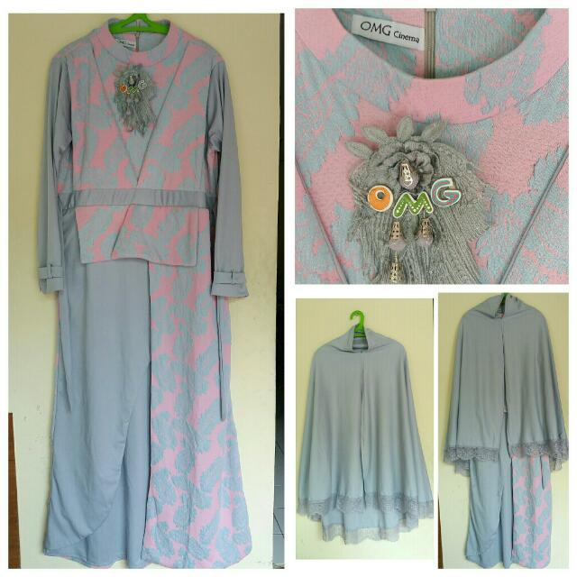 GAMIS / DRESS OMG BOUTIQUE