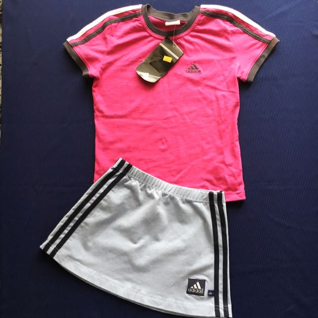 Genuine Adidas Girl's Apparal