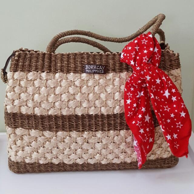 #easter40 Handcrafted Boracay Beach Bag