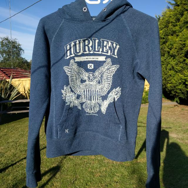 Hurley - size xs - navy jumper