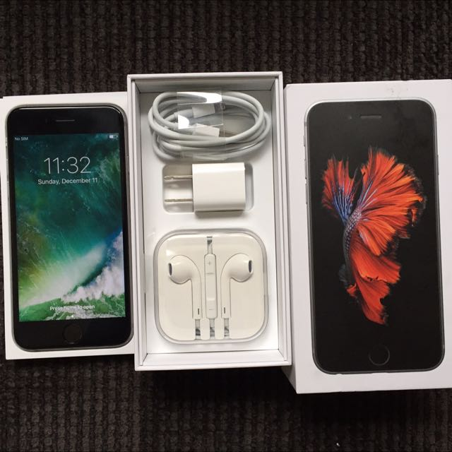 iPhone 6s 64GB unlocked