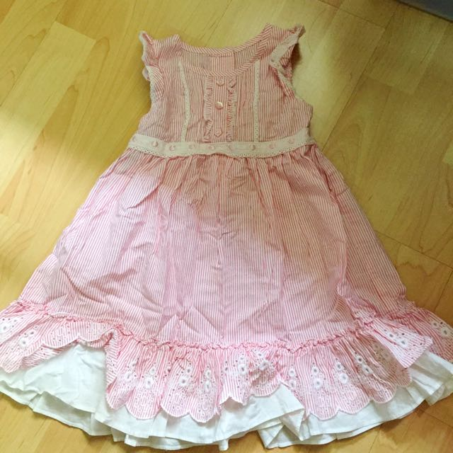 Marks And Spencer M&S Pink Dress