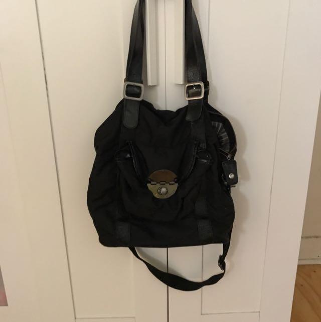 Mimco Luxe Turn Key Tote Bag