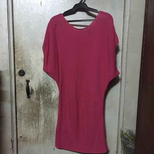 MODA International Pink Dress