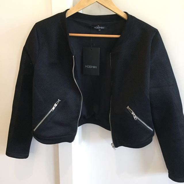 Mossman Cropped Jacket