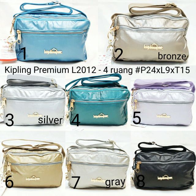 NEW! Kipling Bags All Color