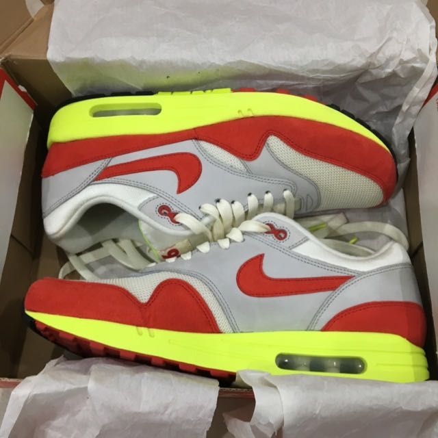 LIMITED EDITION Nike Air Max 1 Premium QS, Men's Fashion