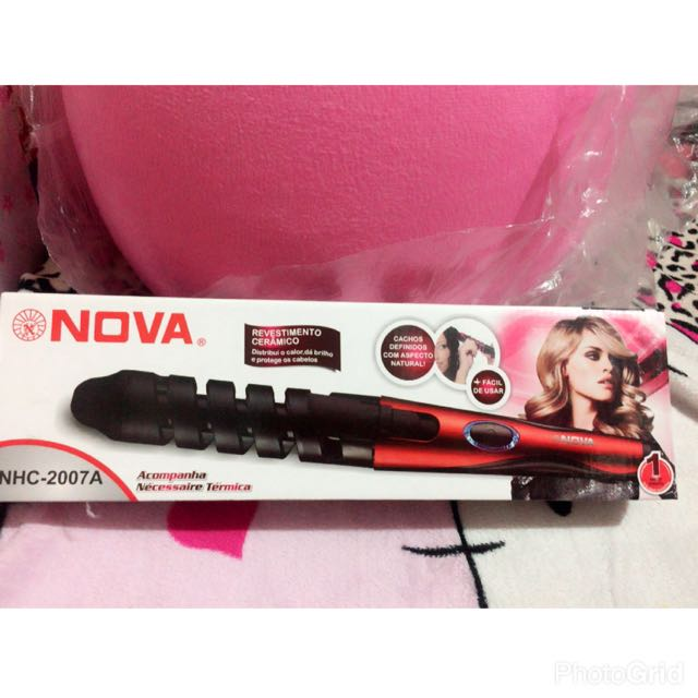 NOVA Curler