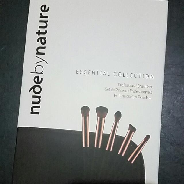 Nude by Nature Essential Collection