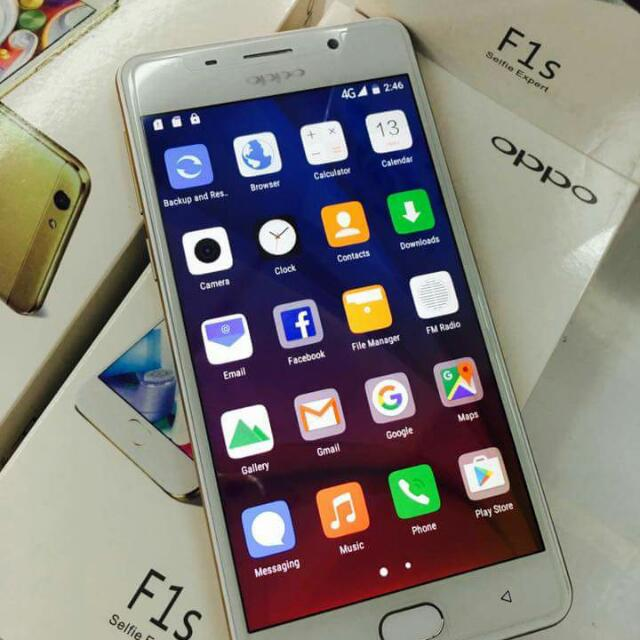 OPPO F1s - METAL HOUSING -made in vietnam ONLY P5,500-- free sim pouch  ledlight ringcase box headset Brand: Oppo Model: F1s, Electronics, Mobile  Phones on ...