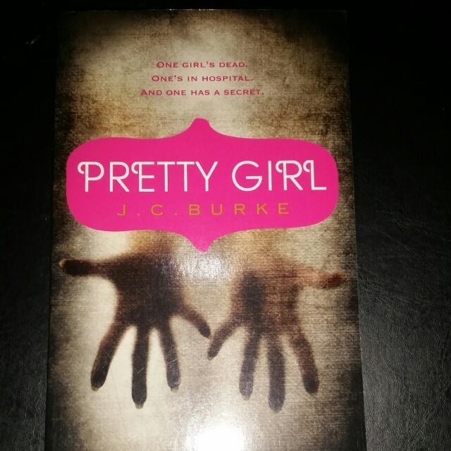 Pretty Girl by J.C Burke