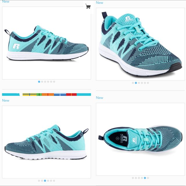 Russell Athletic Magni Running Shoes